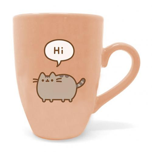Pusheen Latte Mug