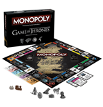 Game of Thrones Monopoly German Edition