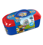 PAW PATROL My Toolbox with 60 Piece Creative Stationery Set
