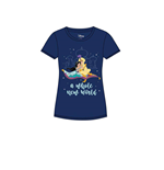 Aladdin Ladies T-Shirt Whole New World
