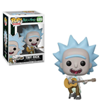 Rick and Morty POP! Animation Vinyl Figure Tiny Rick 9 cm