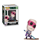 Rick and Morty POP! Animation Vinyl Figure Noob Noob 9 cm
