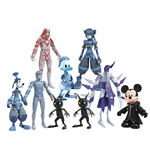 Kingdom Hearts Select Action Figures 18 cm Packs Series 3 Assortment (6)