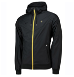 2018-2019 Man City Nike Authentic Windrunner Jacket (Black)