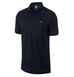 2018-2019 Man City Nike Core Polo Shirt (Black)