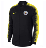 2018-2019 Man City Nike Anthem Jacket (Black)