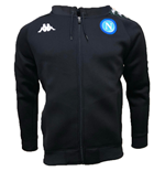 2018-2019 Napoli Hooded Top (Dark Blue)