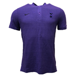 2018-2019 Tottenham Nike Authentic Grand Slam Polo Shirt (Hyper Grape)