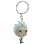 Rick and Morty Keychain 334087