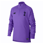 2018-2019 Tottenham Nike Drill Training Top (Hyper Grape) - Kids