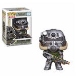 Fallout POP! Games Vinyl Figure T-51 Power Armor 9 cm