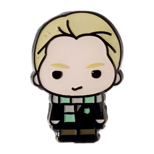 Harry Potter Badge Chibi Draco