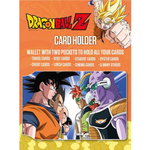 Dragon Ball Z Card Holder