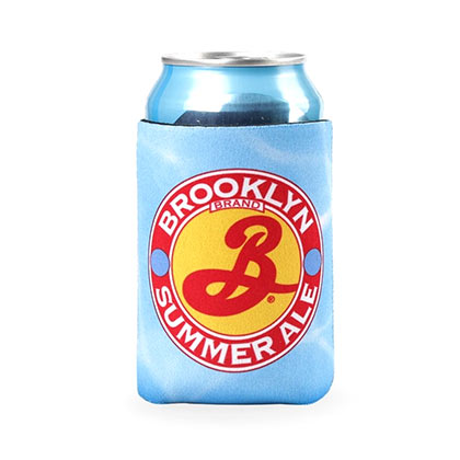 BROOKLYN BREWERY Light Blue Summer Ale Can Cooler
