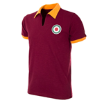 AS Roma 1964 - 65 Short Sleeve Retro Football Shirt