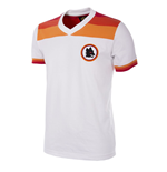 AS Roma 1978 - 79 Away Short Sleeve Retro Football Shirt.
