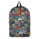 Pokemon - Characters All Over Printed Backpack