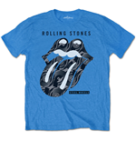 The Rolling Stones Men's Tee: Steel Wheels