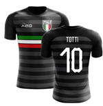 2018-2019 Italy Third Concept Football Shirt (Totti 10)