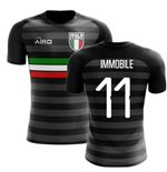 2018-2019 Italy Third Concept Football Shirt (Immobile 11) - Kids