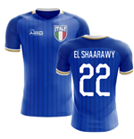 2018-2019 Italy Home Concept Football Shirt (El Shaarawy 22) - Kids