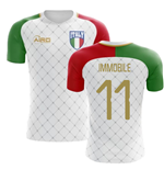 2018-2019 Italy Away Concept Football Shirt (Immobile 11) - Kids
