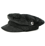 The Beatles Unisex Help! Hat: Help! (Corduroy/Badge)