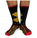 Pac Man 2 Pairs of Socks