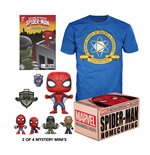 Marvel Collector Corps Box Spider-Man Homecoming M