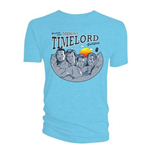 Doctor Who Men's Tee: Mount Timelord