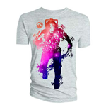 Doctor Who Men's Tee: Cyberman Faces Full