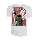 Doctor Who Men's Tee: Dalek to Victory