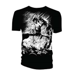 2000 AD Men's Tee: Judge Death by Frazer Irving