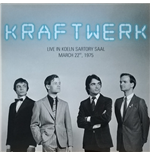 Vynil Kraftwerk - Live In Koeln Satory Saal March 22, 1975
