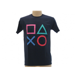Sony PlayStation Butoons T-shirt