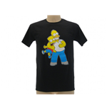 The Simpsons T-shirt Homer & Bart