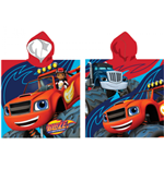 Blaze and the Monster Machines Poncho 338380