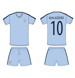 Manchester City FC Mini Kit 338384