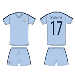 Manchester City FC Mini Kit 338385
