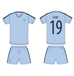Manchester City FC Mini Kit 338386