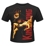 King Kong  T-shirt 340394