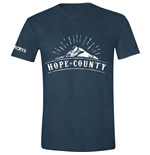 Far Cry 5: Hope County Navy T-shirt (Unisex)