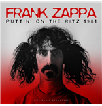 Vynil Frank Zappa - Best Of Puttin' On The Ritz 1981 Live