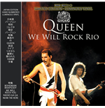 Vynil Queen - We Will Rock Rio - Luminous Vinyl