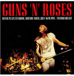 Vynil Guns 'N Roses - River Plate Stadium, Buenos Aires, July
