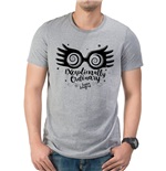 Harry Potter - Exceptionally Ordinary - Unisex T-shirt Grey