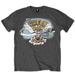 Green Day Unisex Tee: Dookie Vintage