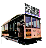 Vynil Thelonious Monk - Alone In San Francisco
