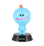 Rick And Morty: Mr Meeseeks Icon Table Lamp