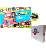 The Rolling Stones 500 Piece Puzzle: Exhibitionism Glow In The Dark